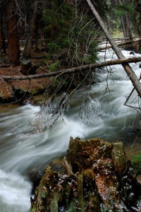 Straight Creek in Dillon, Colorado