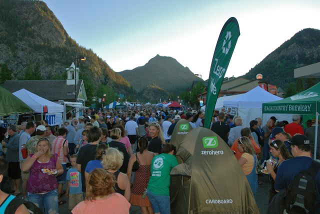 Frisco, Colorado 2010 BBQ Challenge