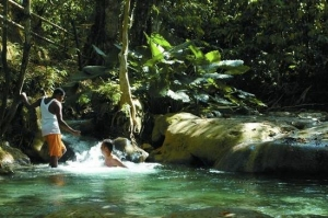 Mayfield Falls, Negril, Jamaica