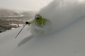 It's deep at Breckenridge, Colorado. PHOTO COURTESY VAIL RESORTS.