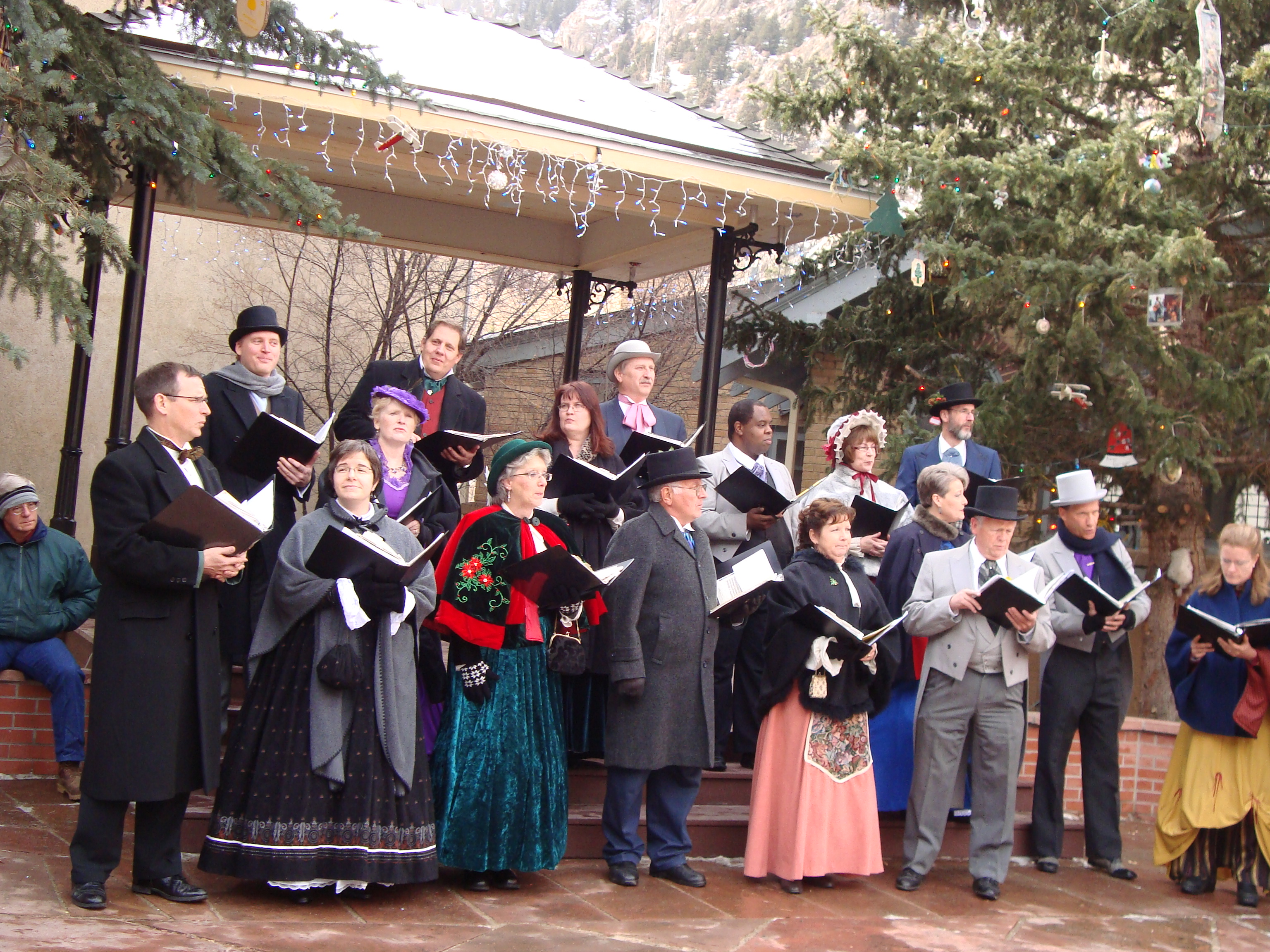 Travel: Georgetown preps for 50th Christmas Market – Summit County ...