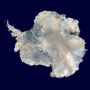 Global warming is just getting started in the Antarctic region.