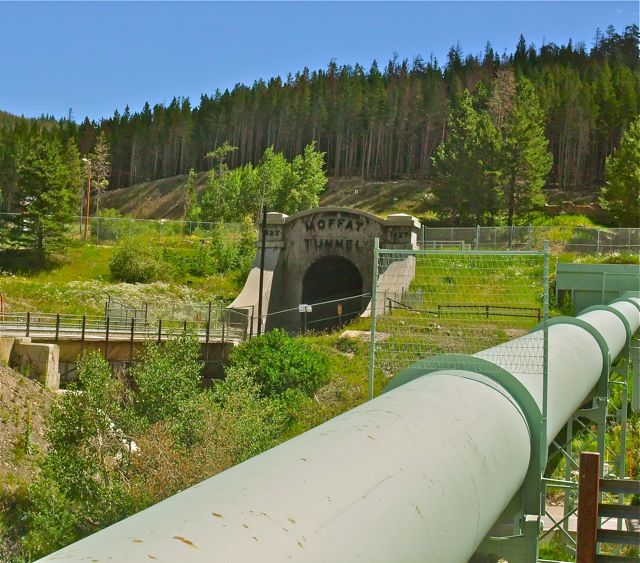 Denver Water plans to increase transmountain diversions through the Moffat collection system will be up for comment at a pair of upcoming meetings.