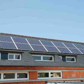 A new study suggests photovoltaic systems add to the resale value of homes. PHOTO COURTESY U.S. DEPARTMENT OF ENERGY.
