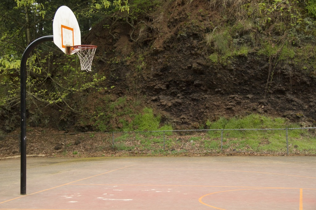 March 2015 for How much to build a half court basketball court
