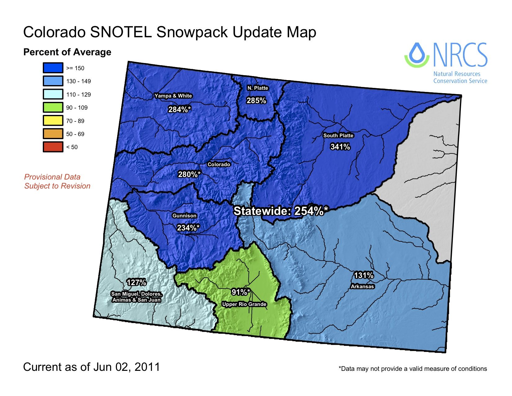 snotel summit county citizens voice