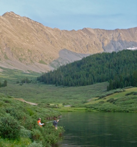 Colorado Fishing License on Colorado  Free Fishing     No License Required June 4   5    Summit