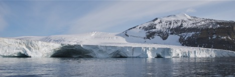 Extensive environmental coverage in Summit Voice included several stories on Antarctica.