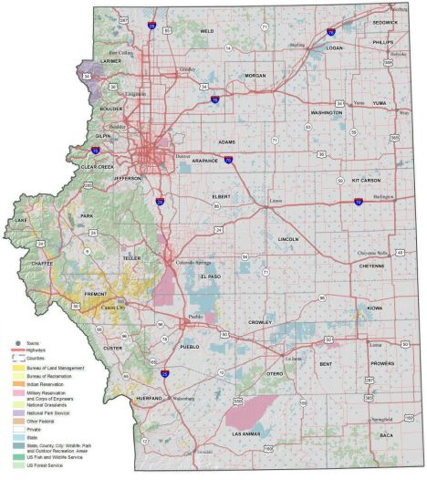 A Jan. 17 court-ordered settlement on gas drilling air quality impacts covers all of eastern Colorado.