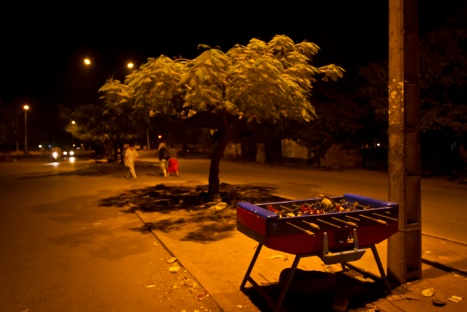 Bamaka mali foosball