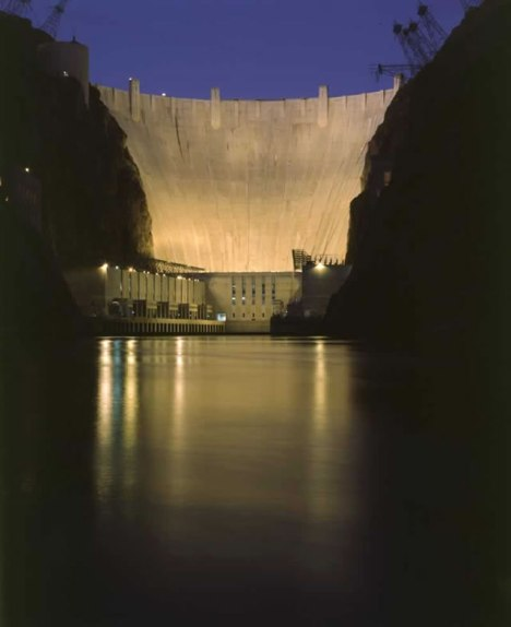 Hoover Dam. PHOTO COURTESY U.S. BUREAU OF RECLAMATION.
