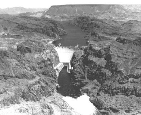 Water in the desert. PHOTO COURTESY U.S. BUREAU OF RECLAMATION.