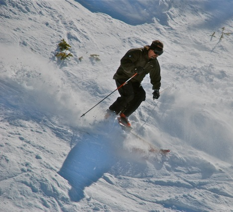 The ski industry and U.S. Forest Service are locked in a battle over water rights.
