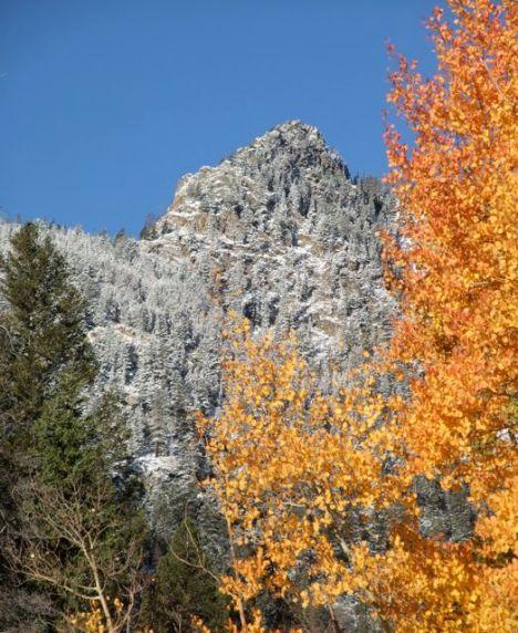 October 6, Frisco, Colorado.