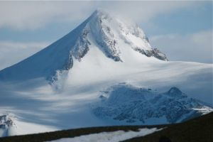 Antarctic peak.