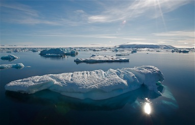 Sea ice is vanishing around the Antarctic Peninsula, and there are signs the West Antarctic ice sheet may be prone to disintegration.