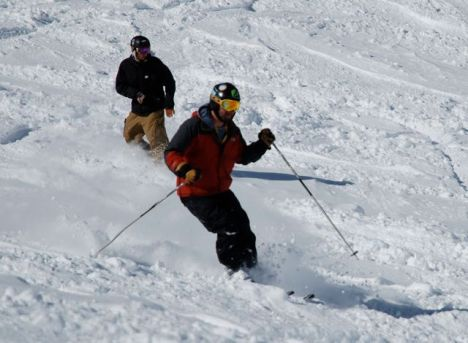The extent of season pass liability waivers are being tested in Colorado courts. PHOTO BY BOB BERWYN.