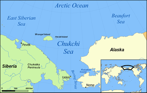 Shell Oil has been permitted to start preparatory drilling in the Chukchi Sea.