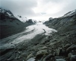 Many of Austria's alpine glaciers are melting quickly, leading to concerns about long-term water supplies. Photo courtesy The Canary Project. Please click on the photo for more information.