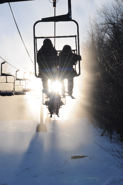 A new future for skiing is dawning at Mt. Abram. Photo courtesy Mountain Rider's Alliance/Mt. Abram.