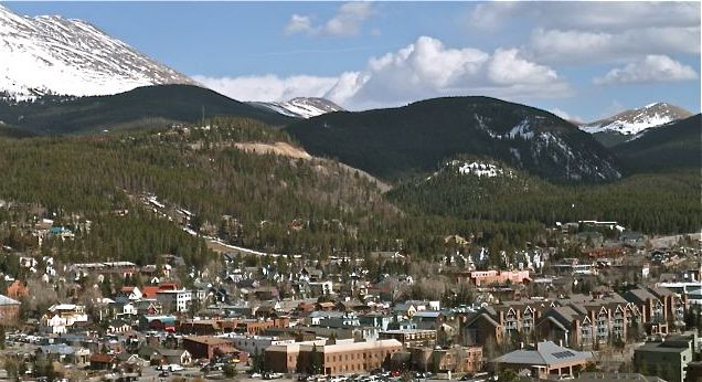 Breckenridge, Colorado.