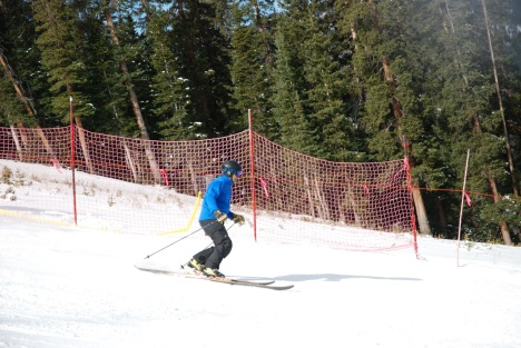 2011 opening day at A-Basin. Bob Berwyn photo.