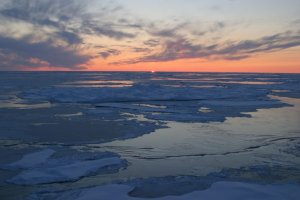 Arctic oil drilling Beaufort Sea