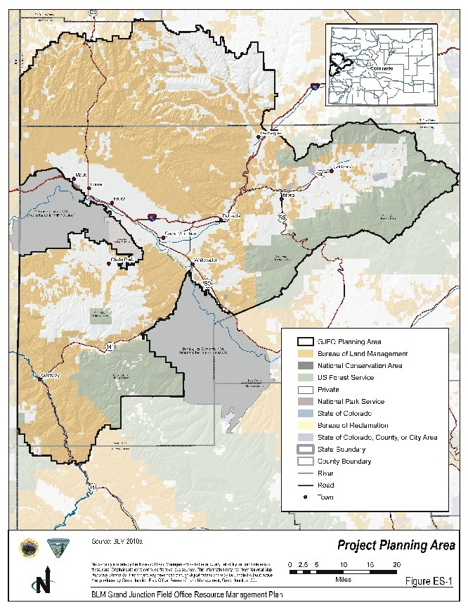 BLM Releases Draft Plan For 12 Million Acres In Western