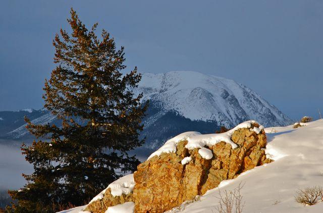 Buffalo Mountain Summit County Colorado