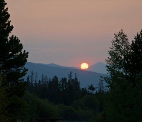 Summer 2012 wildfires Colorado