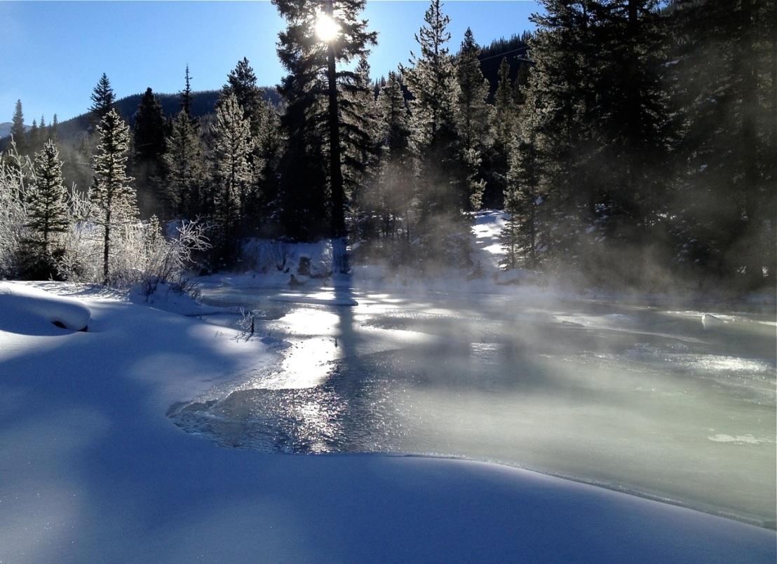 Snake River Summit County Colorado