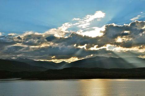 lake hill sunburst