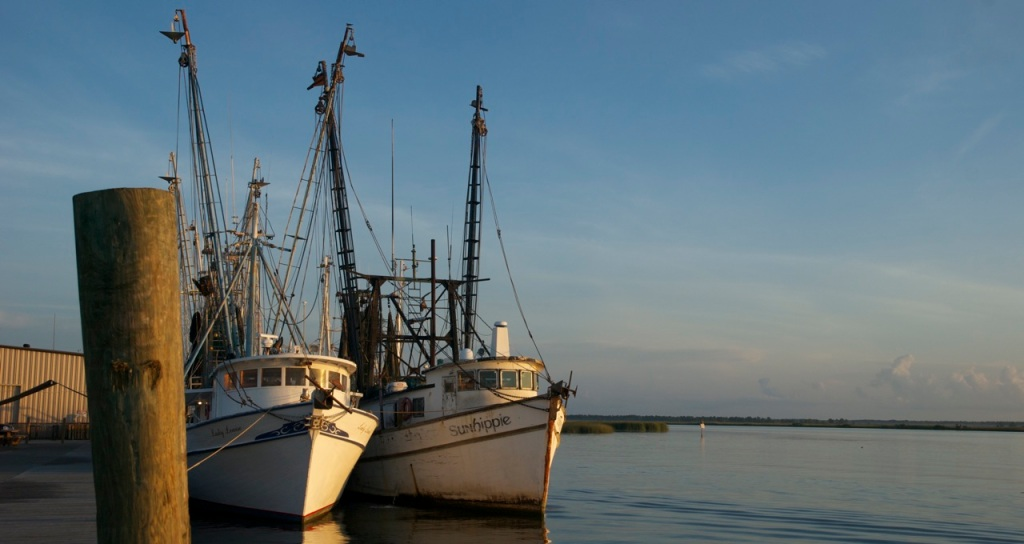 Illegal fishing threatens the viability of legal fleets. Bob Berwyn photo.