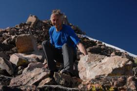 Hiking Notch Mountain Colorado