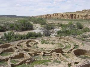 Pueblo del Arroyo, Chaco