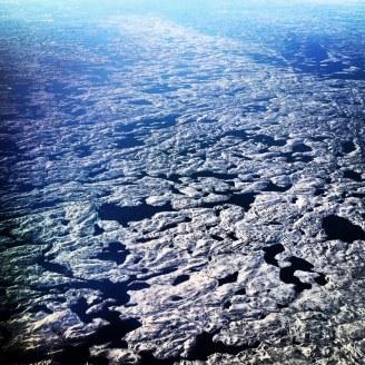 Canada subarctic lakes