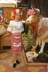 Traditional agricultural heritage blends with seaside resort tourism in Odessa.