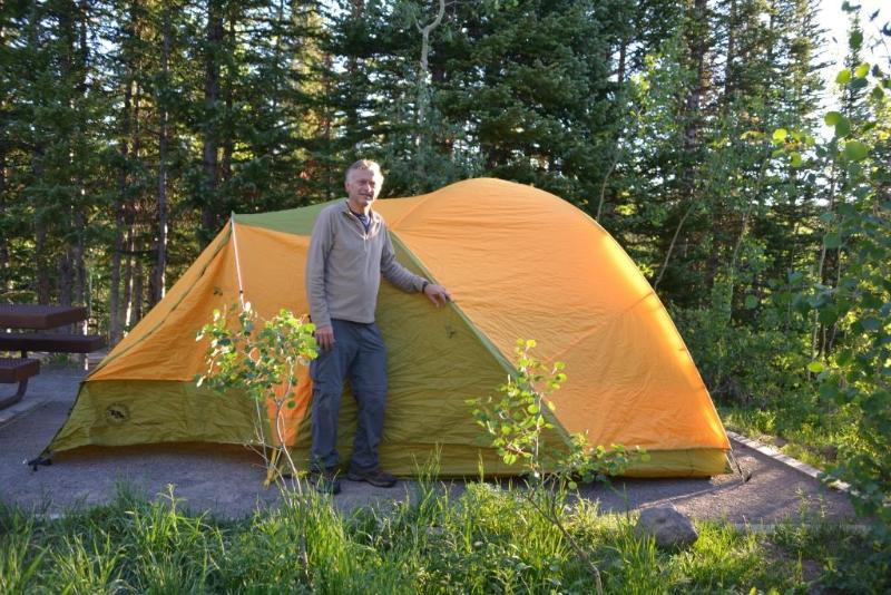 Colorado camping