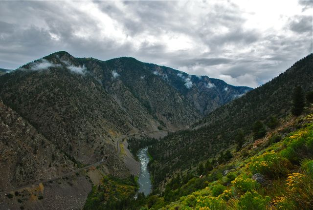 Name this Colorado Canyon and we'll send you a free trial invite to our Beacon Reader climate ranger feed!