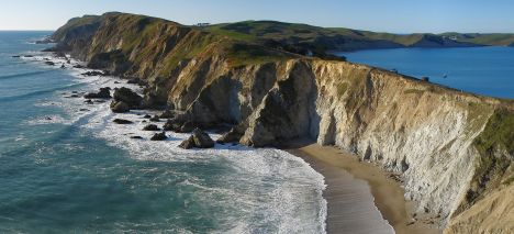 Pt. Reyes National Seashore.