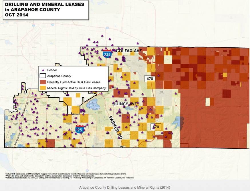 Colorado Mapping Project Shows Potential For Huge