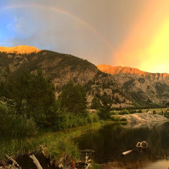 Tenmile Rainbow.