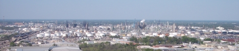 """ExxonMobil Baton Rouge"" by Adbar - Own work. Licensed under CC BY-SA 3.0 via Commons - https://commons.wikimedia.org/wiki/File:ExxonMobil_Baton_Rouge.jpg#/media/File:ExxonMobil_Baton_Rouge.jpg"