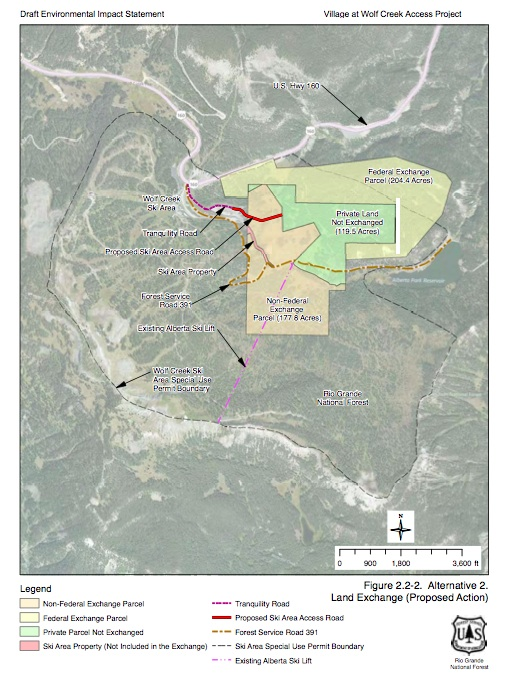 US Forest Service Summit County Citizens Voice - Us forest service land in colorado map