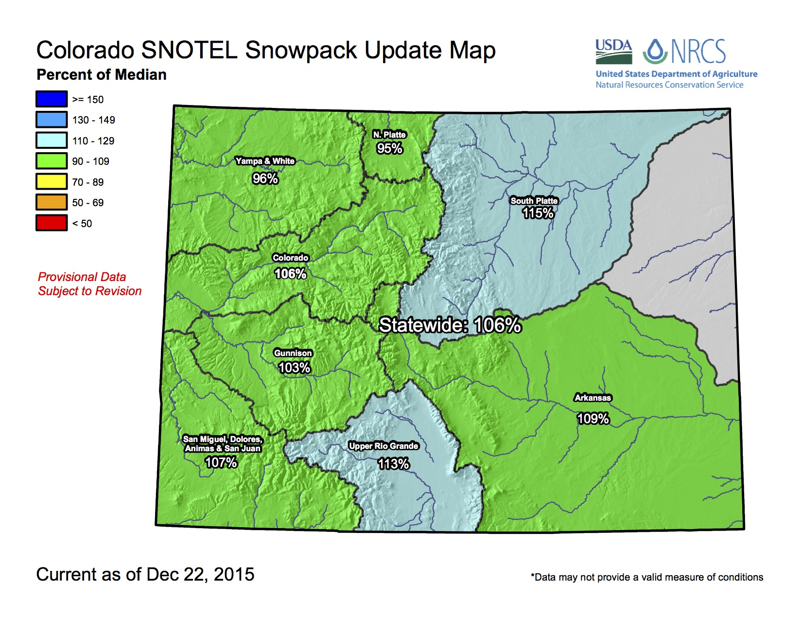 colorado starts 2016 with healthy snowpack summit county