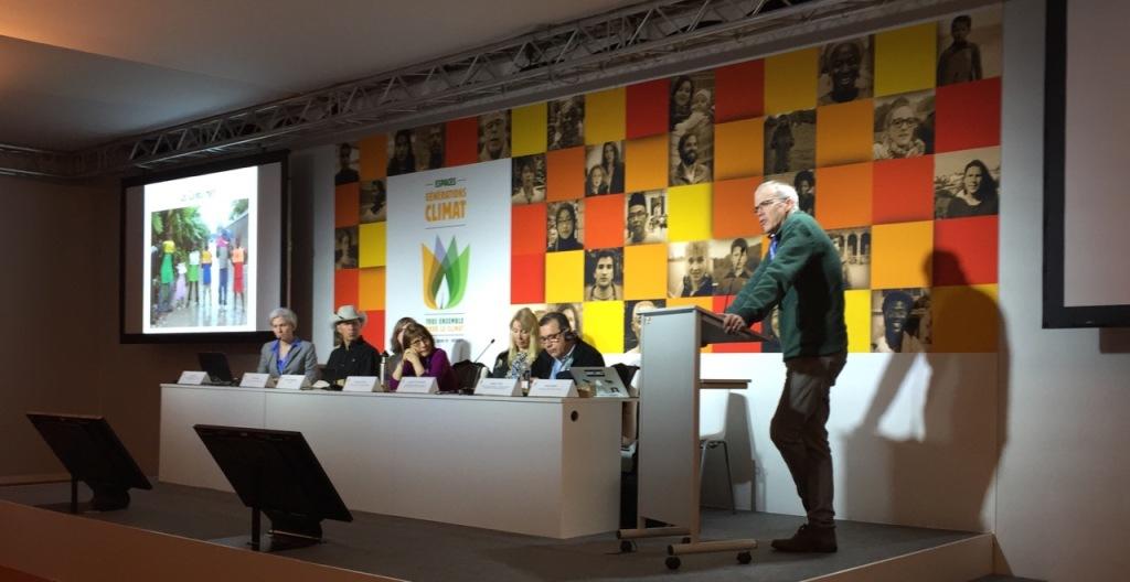 Bill McKibben COP21 Paris climate deal
