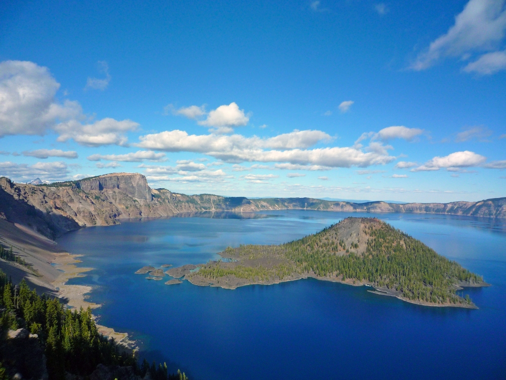 crater lake climate change