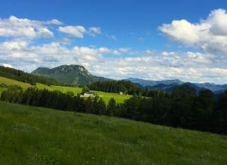 Hochbärneck Alm Austria