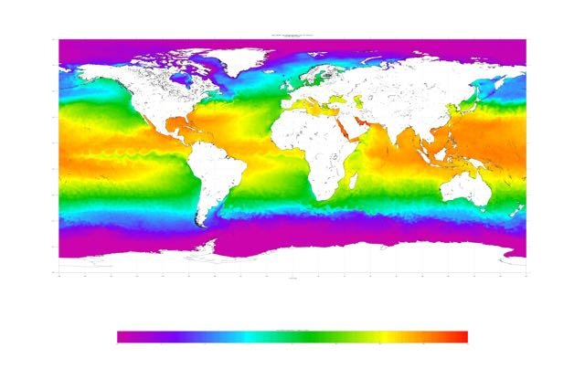 Marine heatwaves are becoming more frequent and widespread.