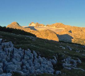Hallstatt Glacier Salzkammergut